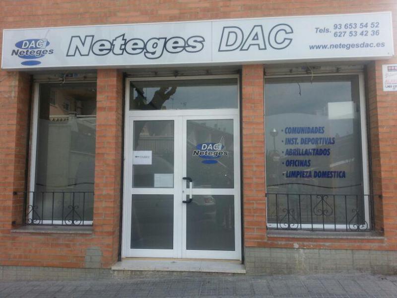 Neteges DAC, limpiezas en Barcelona