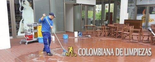 Colombiana de Limpieza
