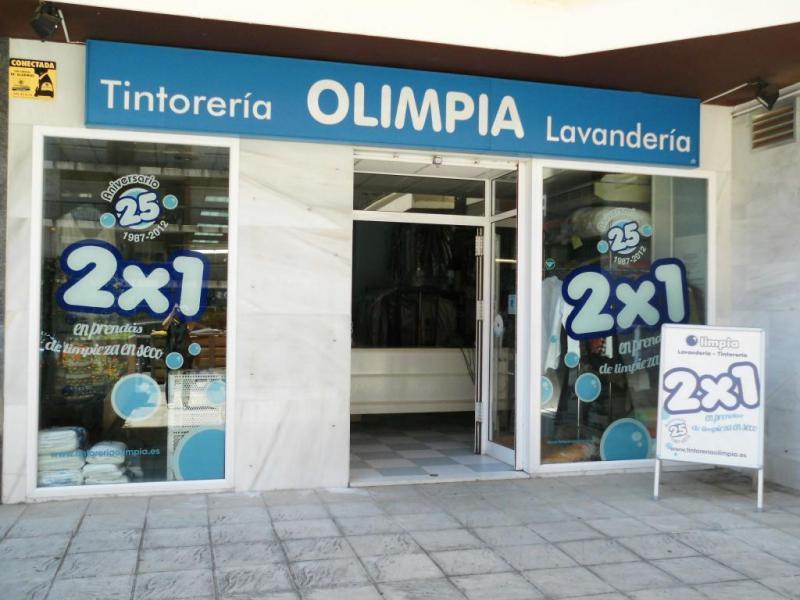 Tintorer a lavanderia olimpia los remedios sevilla - Tapicerias en sevilla ...